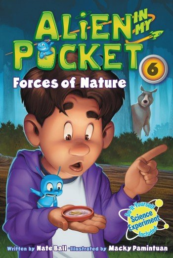 Alien in My Pocket: Forces of Nature