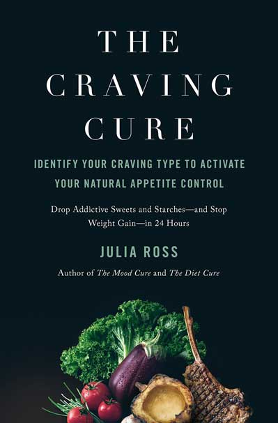The Craving Cure by Julia Ross